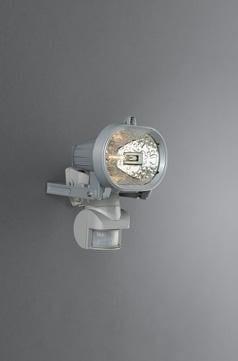 Massive Halogen floodlights MA 175028710 Aluminium grey
