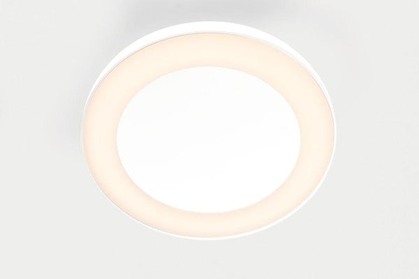 Modular Lighting Flat Moon Eclips 950 Ceiling Down LED Dali/pushdim GI MO 13363309 White structured