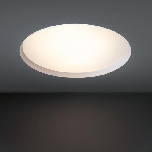 Modular Lighting Flat Moon MO 12696109 White structured