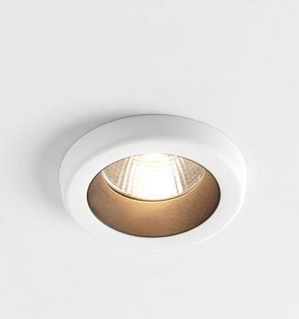 Modular Lighting Médard Recessed 42 LED GE MO 11550009 White structured