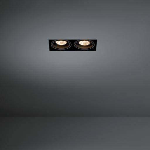 Modular Lighting Mini Multiple MO 10380829 White structured / Black
