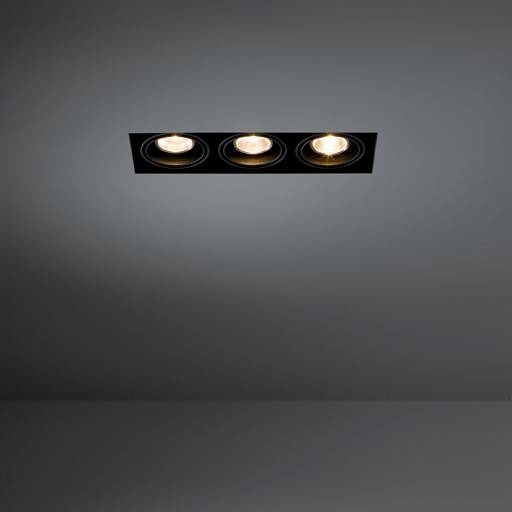 Modular Lighting Mini Multiple MO 10382029 White structured / Black