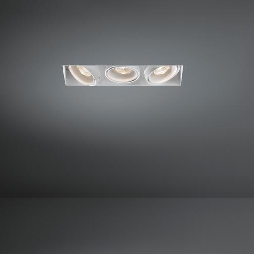 Modular Lighting Mini Multiple MO 10382229 White structured / Black