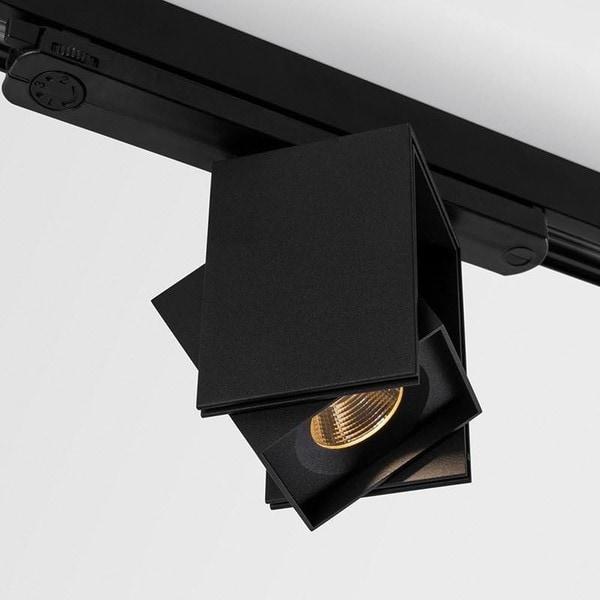 Modular Lighting Rektor Track 1x LED warm dim Casambi GI MO 14271132 Black structured
