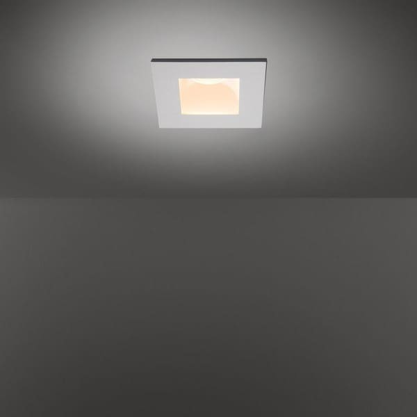Modular Lighting Slide Square IP44 MR16 MO 10480828 Aluminium structured