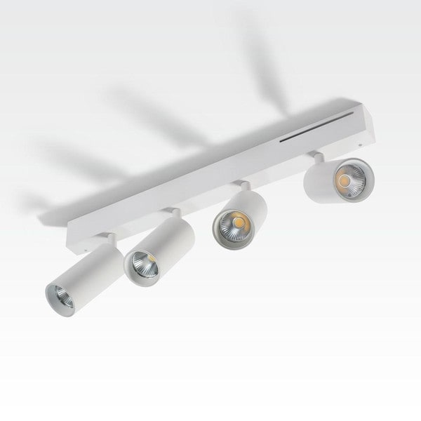 Orbit Easy Tubed Quatro 4x COB LED OR 98441B1024NW White / White
