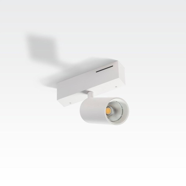 Orbit Easy Tubed Single 1x COB LED OR 98411C1024NW White / White