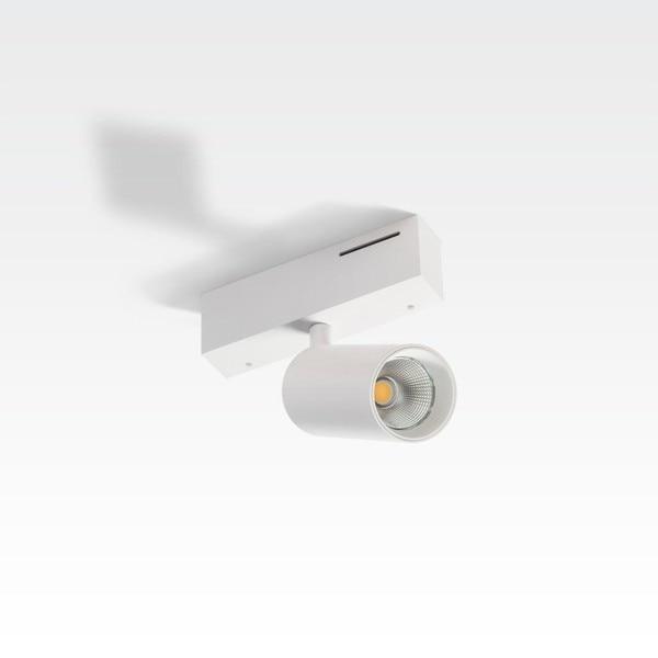 Orbit Easy Tubed Single 1x COB LED OR 98411D1024NW White / White