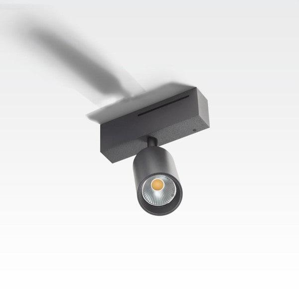 Orbit Easy Tubed Single 1x COB LED OR 98412C1040NW Black / Black