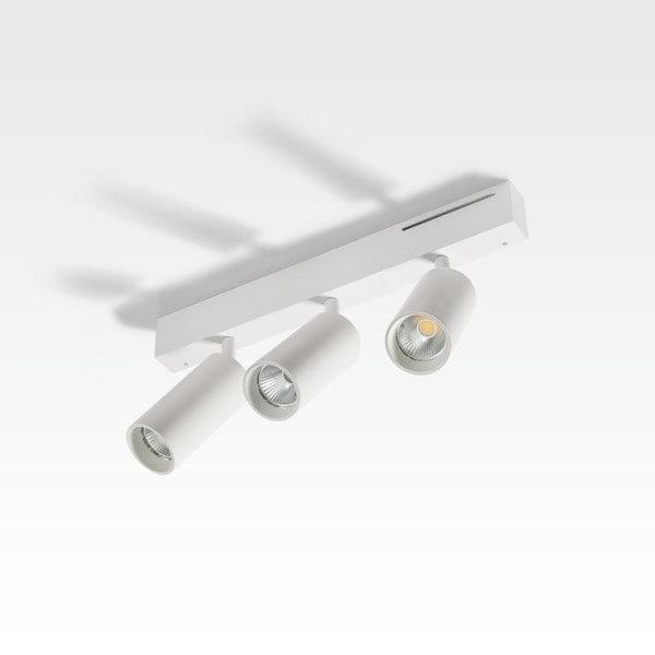 Orbit Easy Tubed Triple 3x COB LED OR 98431D1024NW White / White