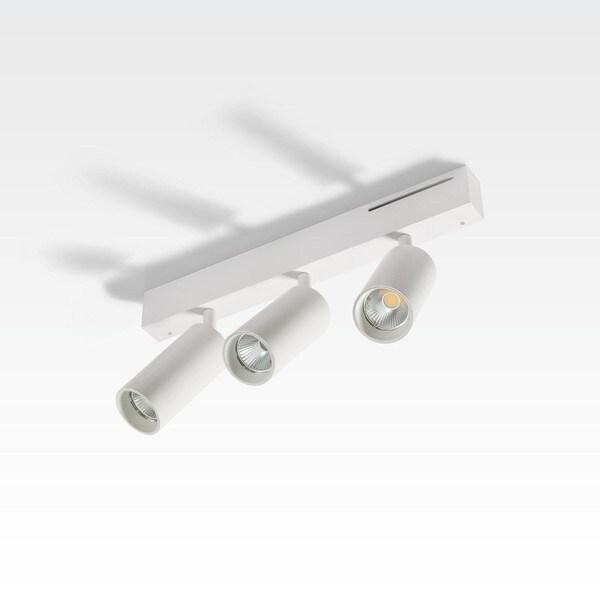 Orbit Easy Tubed Triple 3x COB LED OR 98431D1040NW White / White