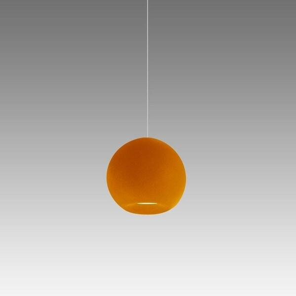 Orbit Globe 1x COB LED OR 80403D824WW Orange