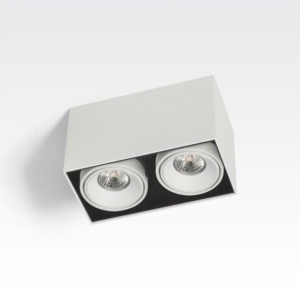 Orbit Piccolo Look Out 2x GU10 OR 6515121 White / Black / White
