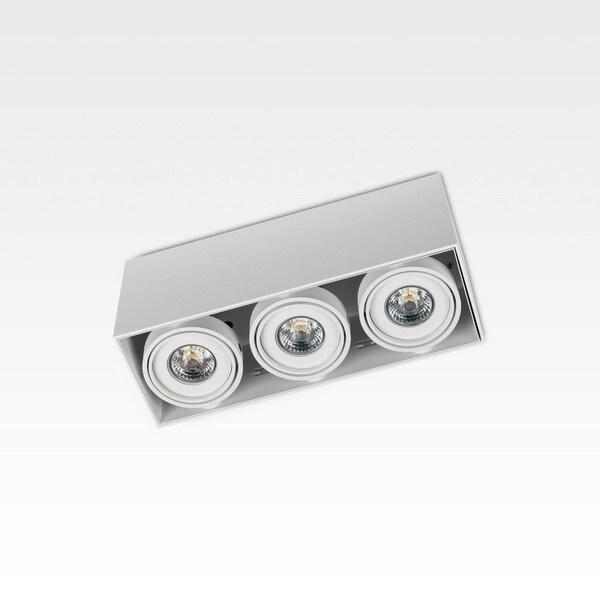 Orbit Piccolo Look Out 3x COB LED OR 965161C1230DW White / White