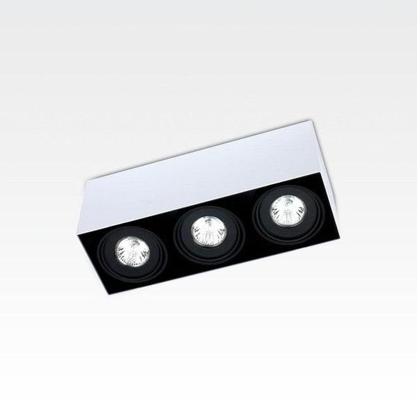 Orbit Piccolo Look Out 3x GU10 OR 65184 White / Black