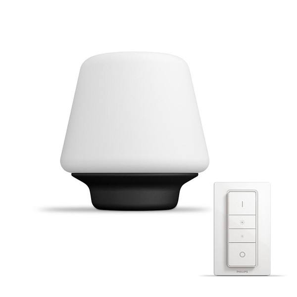 Philips Hue Wellness White Ambiance Table lamp (dimmer incl.) MA 4080130P7 Black