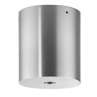 PSM Lighting Rosette PS 020.11 Metallic grey