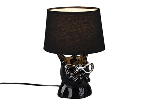 Reality Dosy decorative table lamp with switch TR R50231002 Black