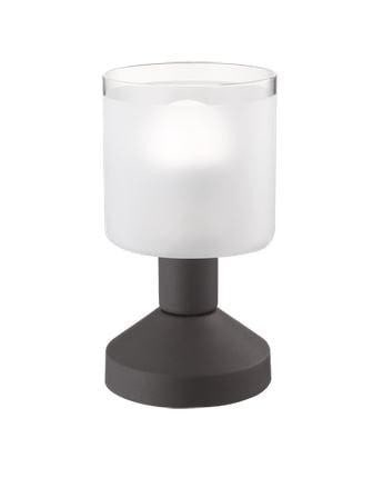 Reality Gral table lamp with touch switch TR R59521024 Rusty