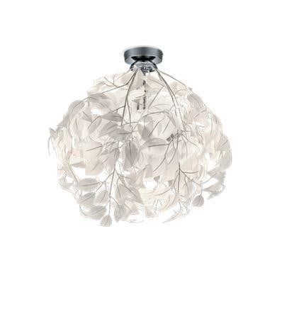 Reality Leavy decorative ceiling lamp TR R60461001 Chrome / White