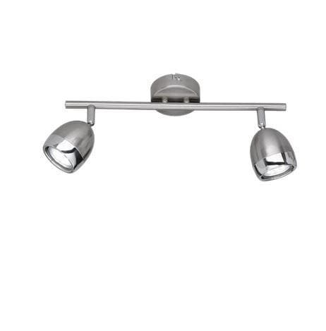 Reality Nantes ceiling light TR R82102107 Matted nickel