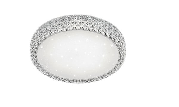 Reality Pegasus ceiling lamp with remote control TR R62423100 White
