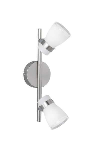 Reality Sochaux wall or ceiling lamp TR R81952007 Matted nickel