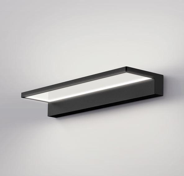 Serien Crib Wall LED SR CR1101 Black