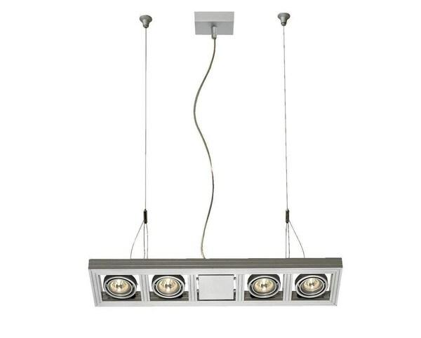 SLV Aixlight mr16 DM 154222 Silver grey
