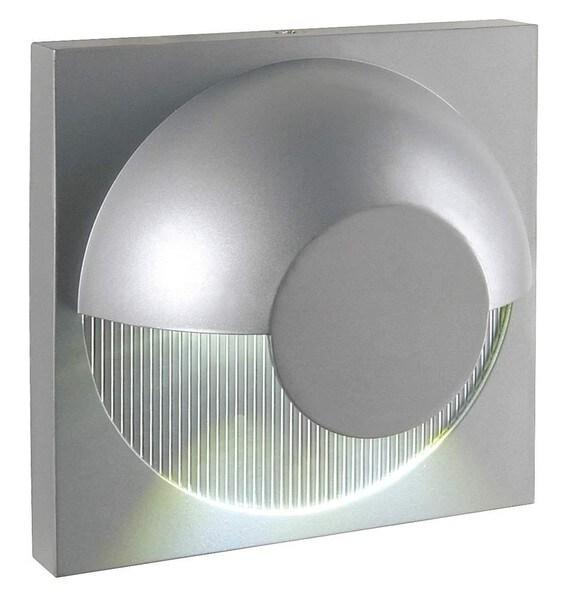 SLV Dacu LED DM 152041 Silver grey