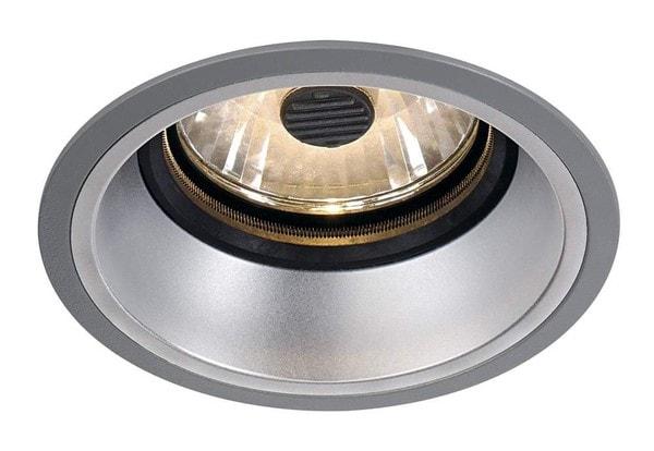 SLV Divis ceiling DM 162124 Silver grey