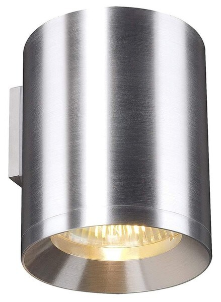 SLV Rox Down DM 149326 Aluminium