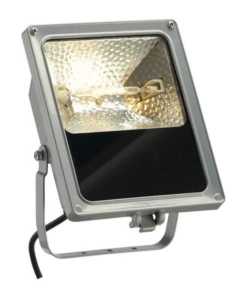 SLV SXL floodlight Compact DM 227814 Silver grey