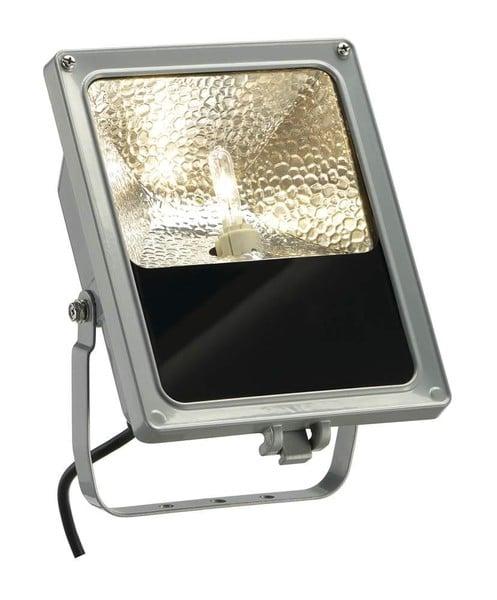 SLV SXL floodlight Compact DM 227824 Silver grey