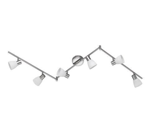 Trio Carico ceiling light TR 871510607 Matted nickel