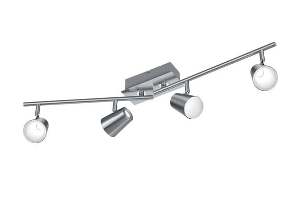 Trio Narcos ceiling light TR 873110407 Matted nickel