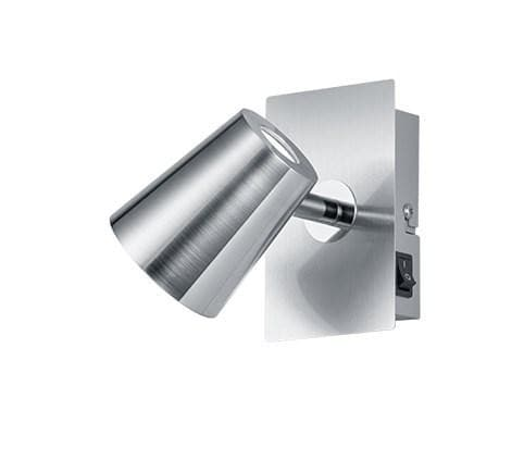 Trio Narcos wall lamp TR 873170107 Matted nickel