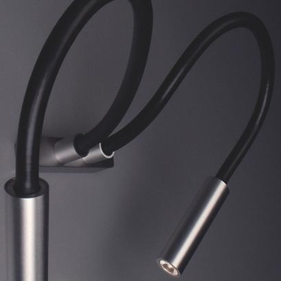 Trizo21 Scar-led TR SC.AR.3371/N Aluminium / Black
