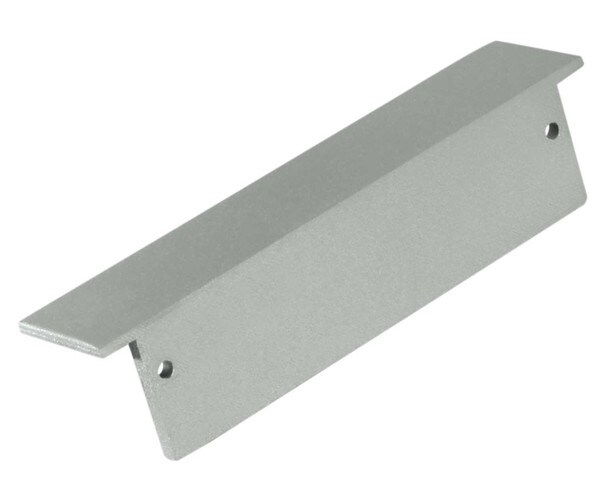 Uni-Bright Accessoires END CAP UB L697S3E Aluminium