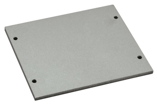 Uni-Bright Accessoires END CAP UB L69FS3ES Aluminium