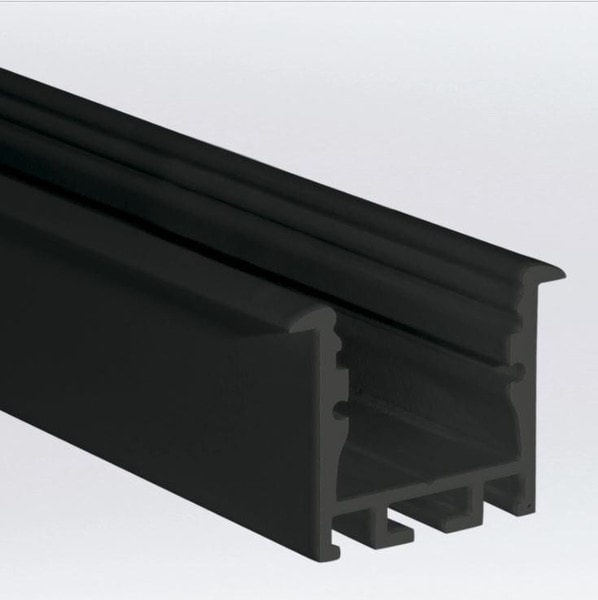 Uni-Bright Profiles M-Line RECESS 24 UB L69C024B Black