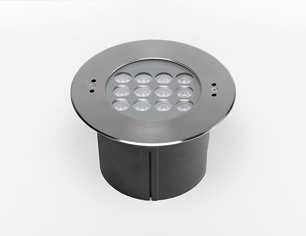 Uni-Bright Proled IP68 Serie 18x2W Mono UB L136442 Stainless steel
