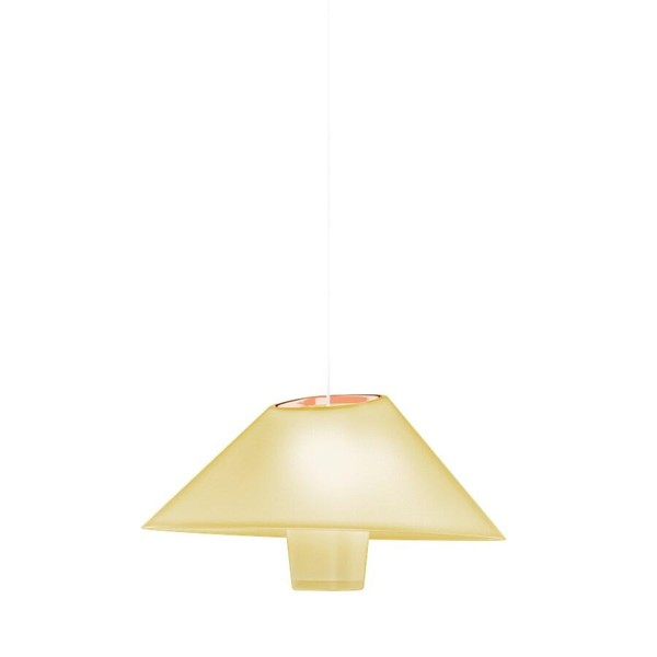 Wever & Ducre Rever Suspension light 1.0 WE 6521EAYPW Amber yellow / Pink copper