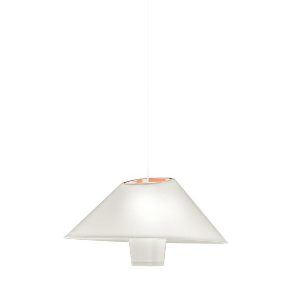 Wever & Ducre Rever Suspension light 1.0 WE 6521ECWPW Champagne white / Pink copper