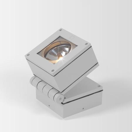 Wever & Ducre X-Beam 1.0 QR111 WE 700338T0 Grey